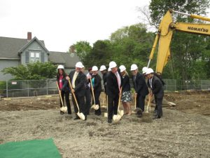 Marquis Health Services Groundbreaking Ceremony