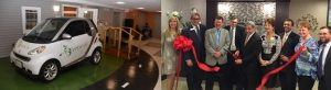 Ribbon Cutting at The Brentwood Rehabilitation and Healthcare Center