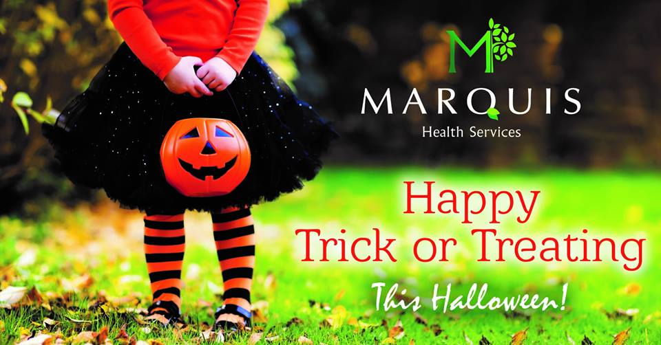 Marquis Happy Halloween