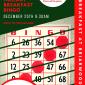 Holiday Breakfast Bingo – 12/20