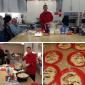 Chef Tom Teaches Cooking at the Needham Senior Center!