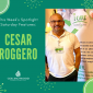 Spotlight Saturday at Collingswood Features: Cesar Roggero!