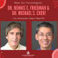 Meet Our Cardiologists, Dr. Dennis Friedman and Dr. Michael Chen, for American Heart Month!