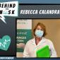 Behind the Mask – Rebecca Calandra