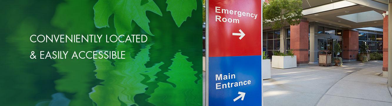 Hospitals Nearby - Elmhurst Rehabilitation and Healthcare Center