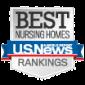 Best Nursing Home Ranking by U.S. News & World Report