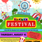Upcoming Event: Community Summer Festival