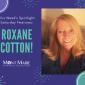 Spotlight Saturday – Meet Roxane Cotton, Admissions Director