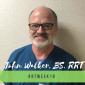 Celebrating Respiratory Care Week – Meet John Walker, BS, RRT