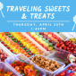 Upcoming Event: Traveling Sweets & Treats