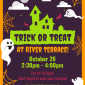Upcoming Event: Trick-or-Treat at River Terrace!
