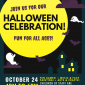 Upcoming Event: Halloween Celebration