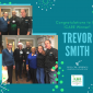 Congratulations to our Most Recent ICARE Award Winer: Trevor Smith!