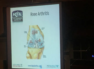 Dr. Kayal Presents Knee Arthritis & Cutting-Edge Treatment Options