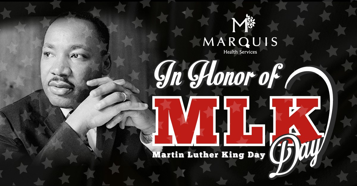 """""""Life's most persistent and urgent question is, 'What are you doing for others?"""" -Martin Luther King, Jr."""