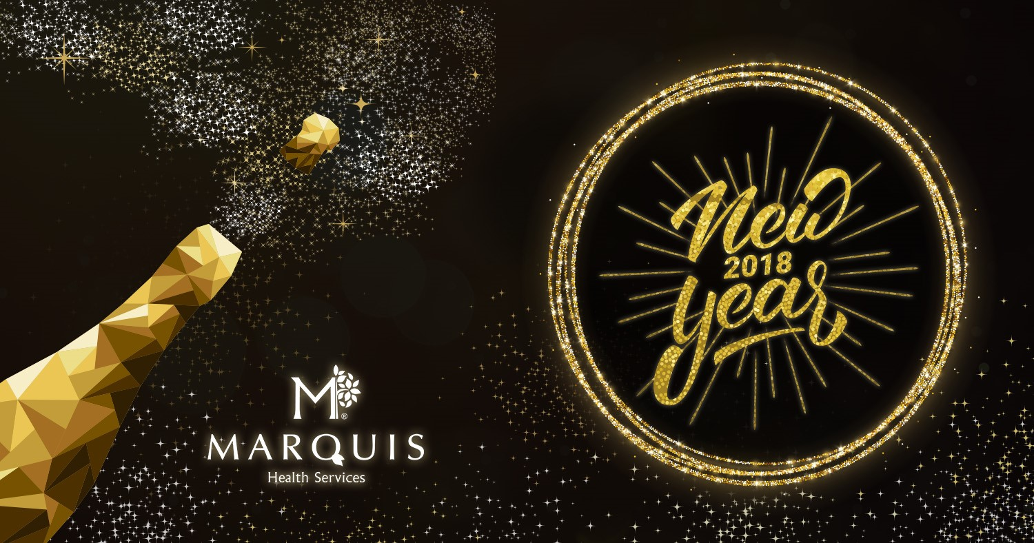 Happy New Year Marquis Health Services
