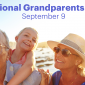 National Grandparents Day – 9/9