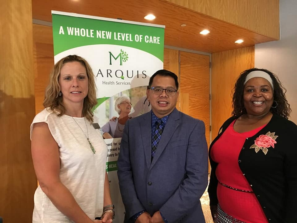 Philippine Nurses Association Sponsor Marquis 6